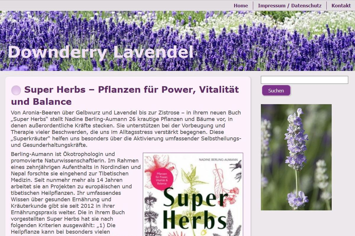 www.downderry-lavendel.de