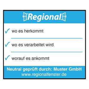 Regionalfenster